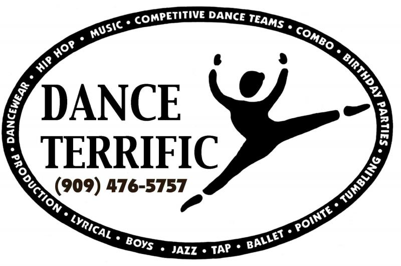 Dance Terrific Logo